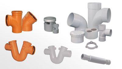 Accesorios en PVC