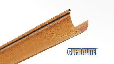 Canalones CUPRAELITE 125 efecto cobre