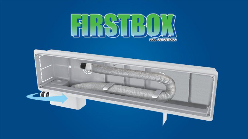Caja de preinstalación reversible: FIRSTBOX