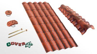 Cubiertas residenciales Cover-Life - Coppo XL