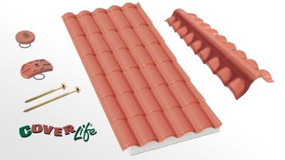 Cubierta sandwich Cover-Life - Coppo XL Isolife
