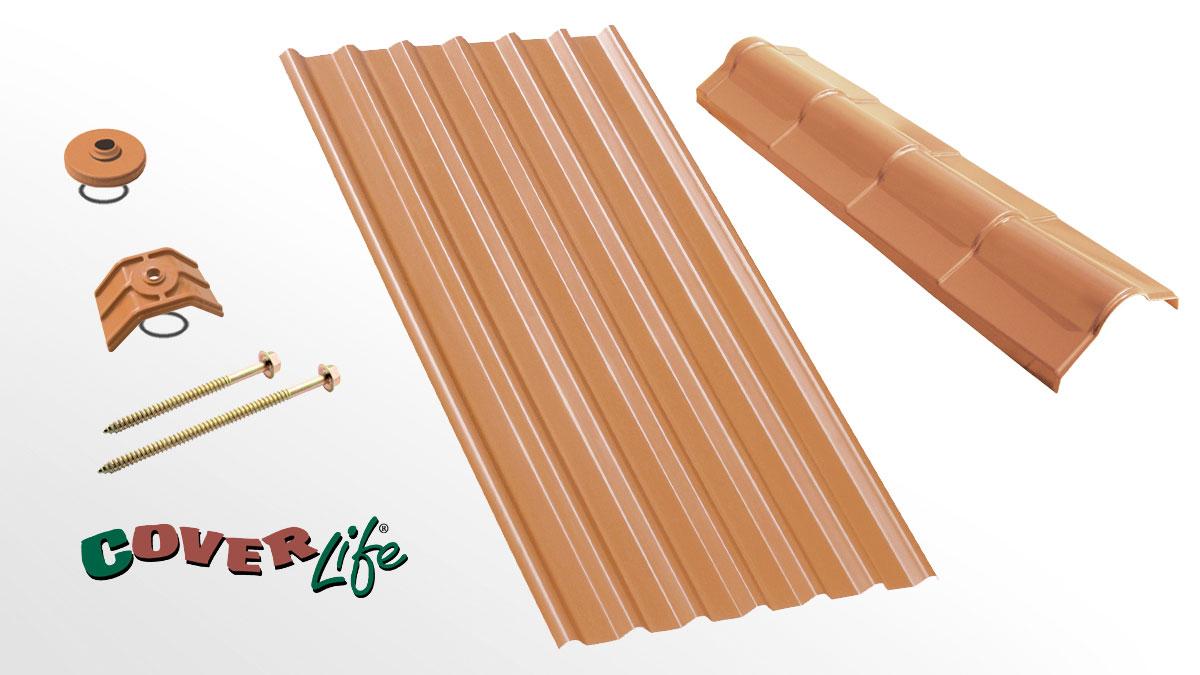 Cubiertas industriales Cover-Life – EuroGreca