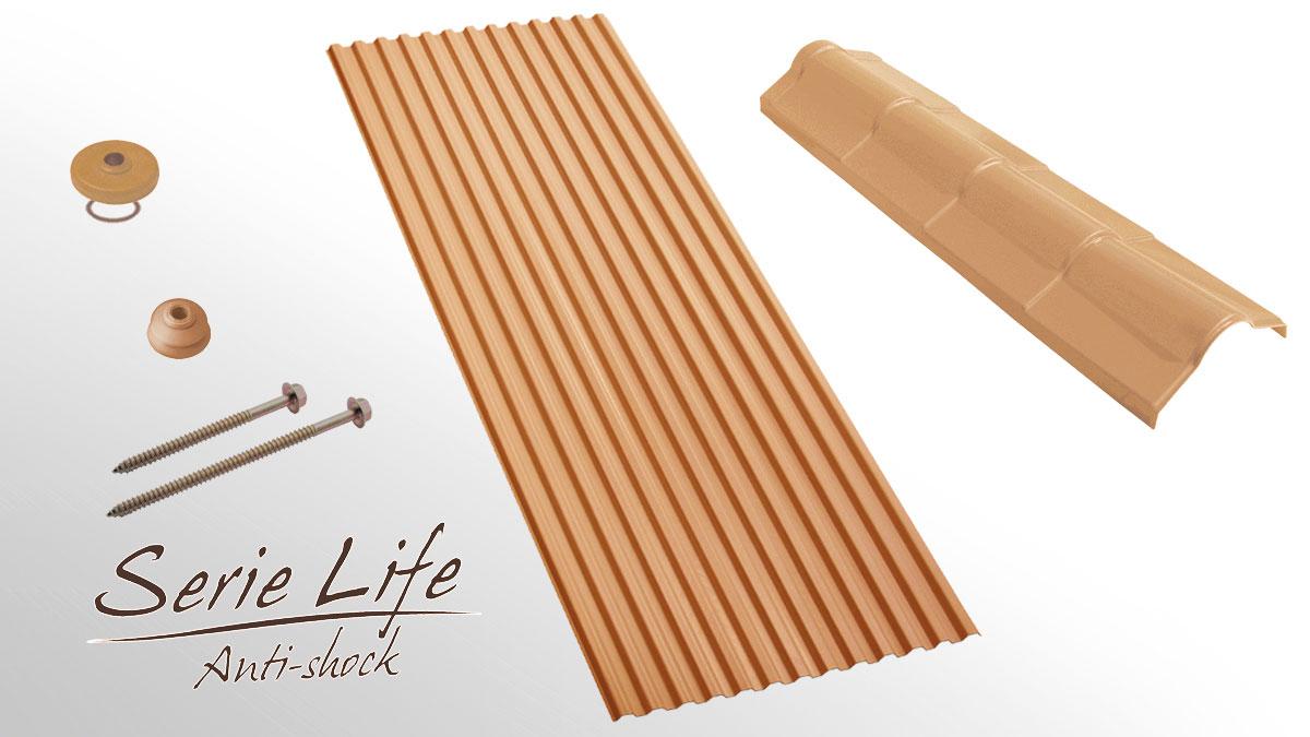 Cubiertas industriales Serie-Life – Grekina Life