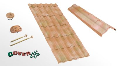Cubiertas residenciales Cover-Life - Olandese