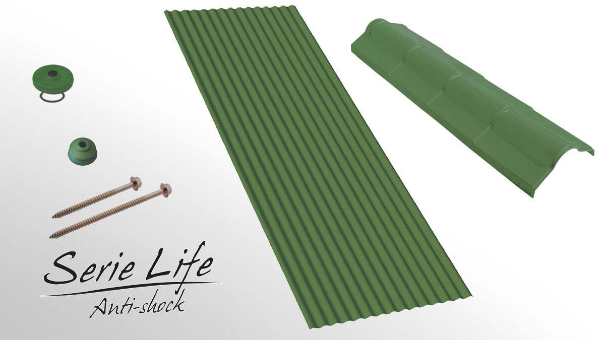 Cubiertas industriales Serie-Life – Ondina Life