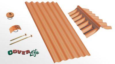 Cubiertas industriales Cover-Life – Romana