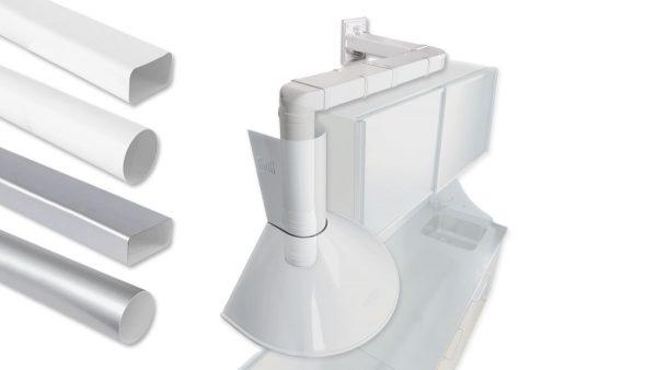 Sistemas de conducto de ventilación
